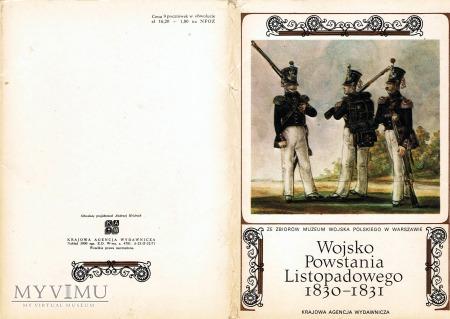 Wojsko Powstania Listopadowego - 1.