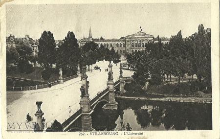 Francja - Strasburg