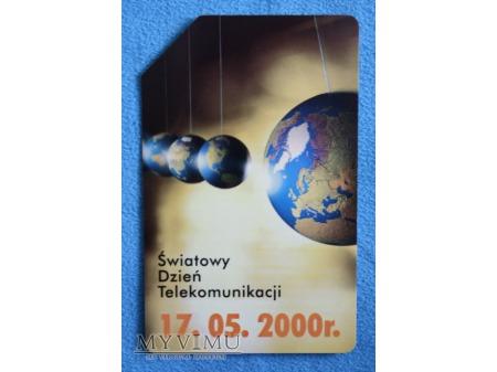 Światowy Dzień Telekomunikacji 2000