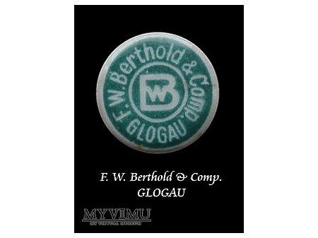 F. W. Berthold d