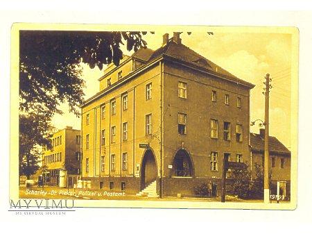 Budynek komisariatu policji