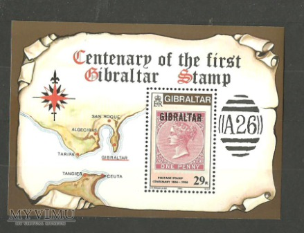 Gibraltar centenary