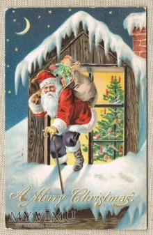 Duże zdjęcie 1907 Wesołych świąt
