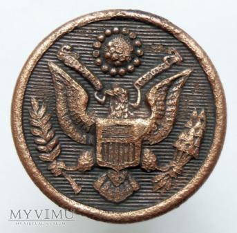 guzik wojskowy, USA, II wojna światowa