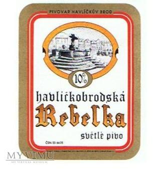 havlíčkobrodská rebelka