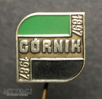 GÓRNIK 1897-1987