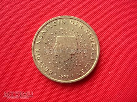 50 euro centów - Holandia
