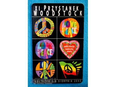 XI Przystanek Woodstock Kostrzyn 2004