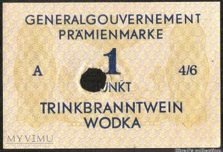 4/6 - 1 punkt (Trinkbranntwein/Wódka) - Siedlce