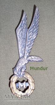 Odznaka instruktora spadochronowego klasy