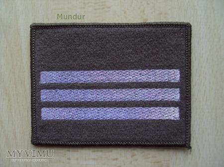 Oznaka stopnia - starszy kapral SG
