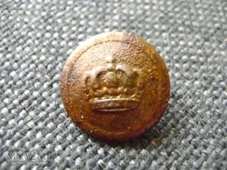 guzik pruski m 1910 cynkowy