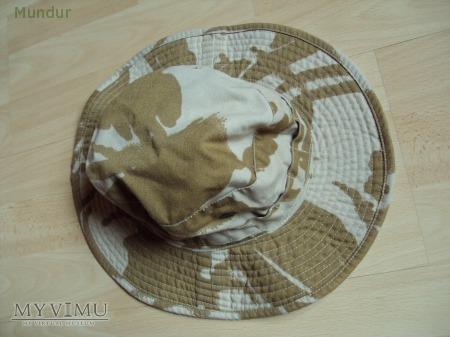 Brytyjski kapelusz pustynny