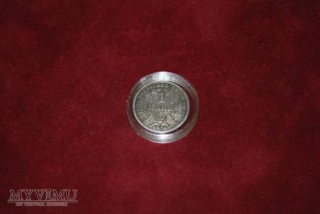 1 marka 1874 Ag F