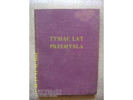 Tysiąc lat Przrmyśla-kalendarz 1961-65.