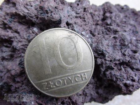 10 złotych 1990