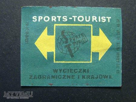 Etykieta - Sports - Tourist