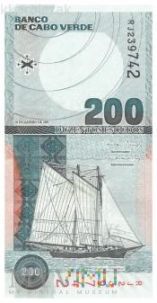 Republika Zielonego Przylądka - 200 escudos (2005)