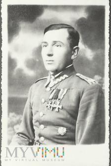 Starszy wachmistrz Józef Lewandowski 25 P. Ułanów
