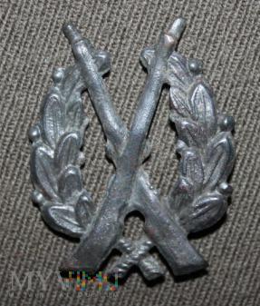Korpusówka szkoly podoficerskei piechoty