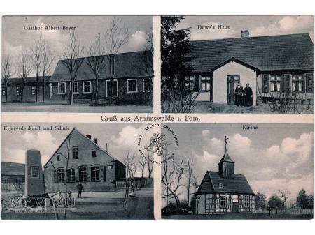 Arnimswalde - 1931 - Załom (Szczecin)
