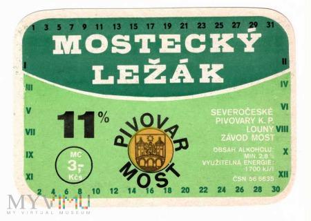 Most, Mostecky Lezak