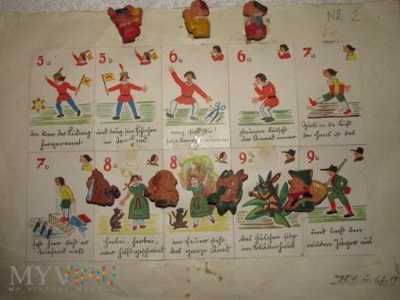 Bajki dla niegrz.dzieci(karty+figurki)- KWHW cz.2