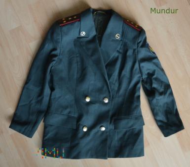 Rosyjski mundur kobiecy