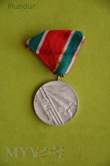 Medal bułgarski