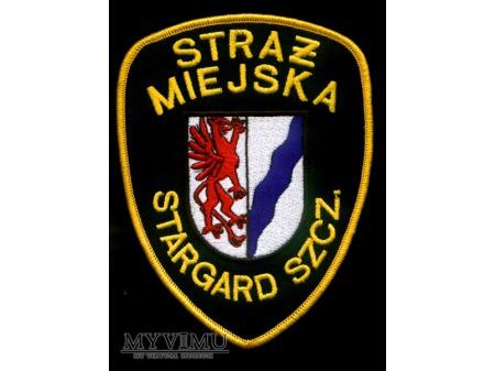 STRAŻ MIEJSKA - STARGARD SZCZECIŃSKI