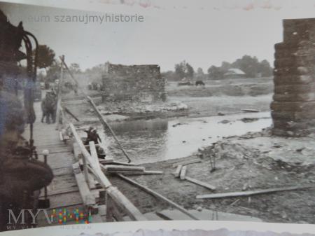 Niemcy na moście 1939