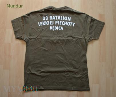 Koszulka z krótkimi rękawami 33blp Dębica