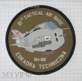 Eskadra Techniczna 21 blt Świdwin.