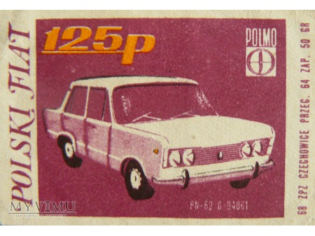 Duże zdjęcie FIAT 125p