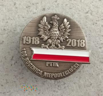 100 Rocznica Niepodległości 1918-2018 PTTK