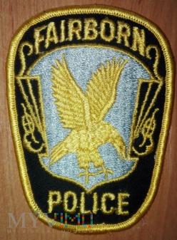 Fairborn policja