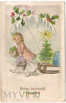 Wesołych Świąt - 1914