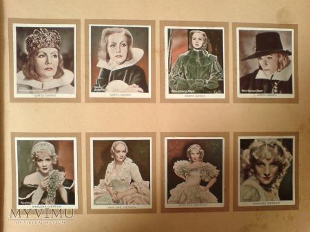 Haus Bergmann Farb-Filmbilder Marlene Dietrich -24