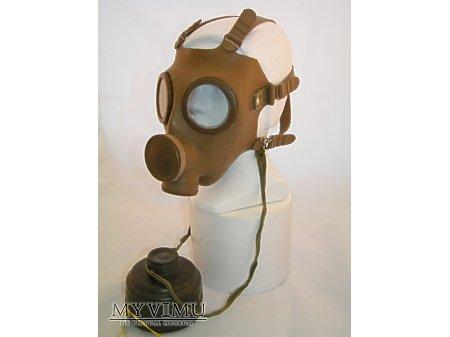 Maska przeciwgazowa M-51 C.B.B.