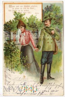 On, Ona i łzy - 1905