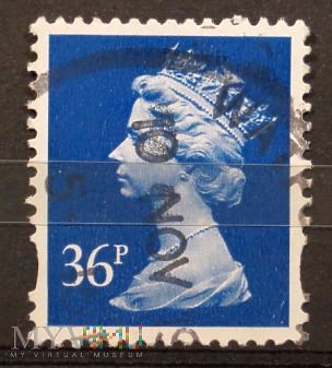 Elżbieta II, GB 1477