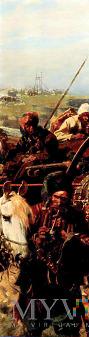 Duże zdjęcie Zakładka z MNW J. Brandt Obóz Zaporożców