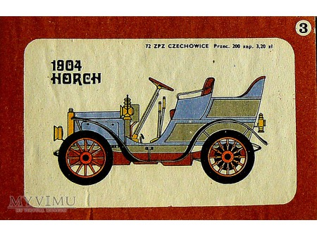 1904 HORCH