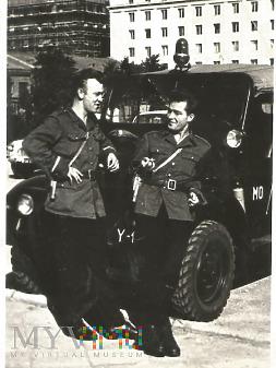 B.Nowakowski - szkolenie podoficerskie