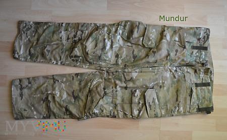 Spodnie polowe letnie 43/BOR/2010