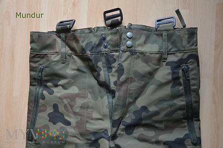 Spodnie ubrania ochronnego 128/MON Konfekcjoner