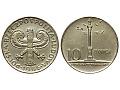 10 złotych, 1966, Kolumna Zygmunta (mała kolumna)