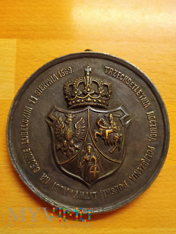 300 rocznica unii lubelskiej 1869