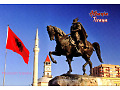 Drugi pomnik (w stolicy) Albanii