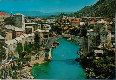 Mostar - Stary Most [Bośnia-Hercegowina].